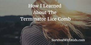 Featured Image For Terminator Lice Comb