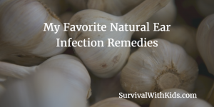 Featured Image For Natural Ear Infection Remedies