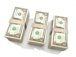 Picture of Dollar Bills