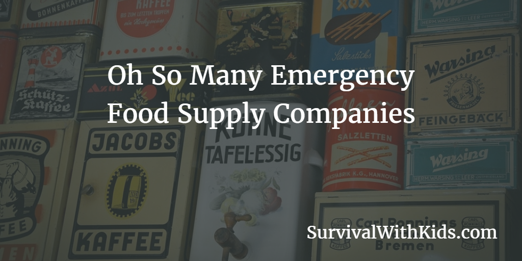 featured image-for oh so many emergency food supply companies