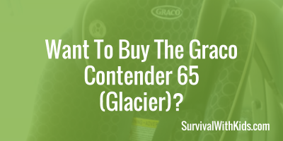 Want To Buy The Graco Contender 65 (Glacier)?