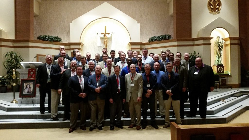 Spring 2016 Men's Retreat
